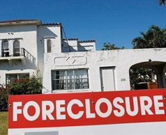 The banking industry is undermining efforts to curb foreclosures. (Photo: AFP)