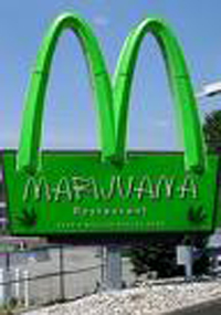 Mcdonalds marijuana